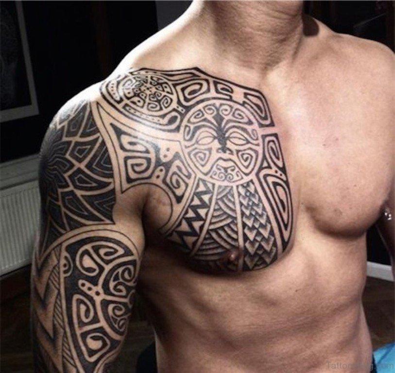 Chest Tattoos: 50 Fantastic Chest Tattoos For Men