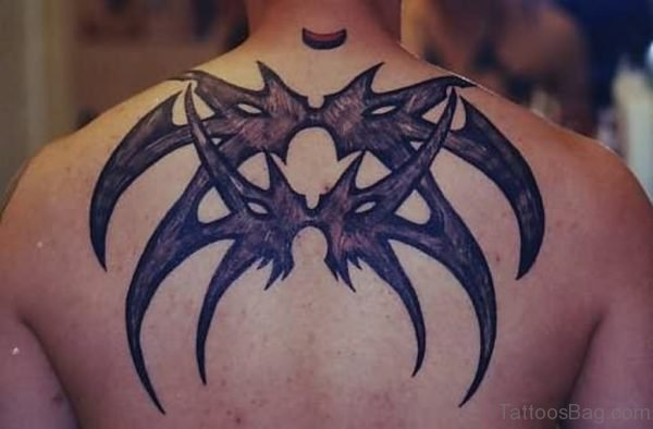 Tribal Spider Tattoo