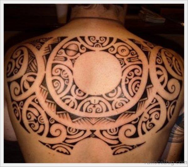 Tribal Symbol Tattoo