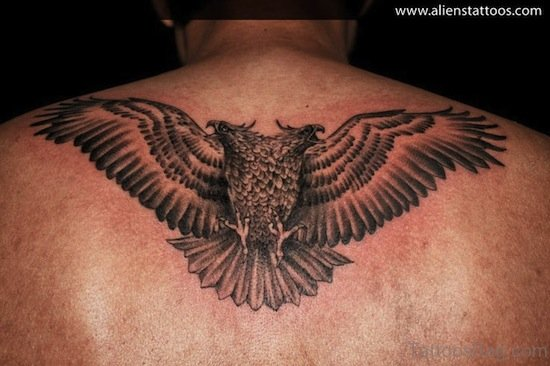 Two Headed Eagle Tattoo