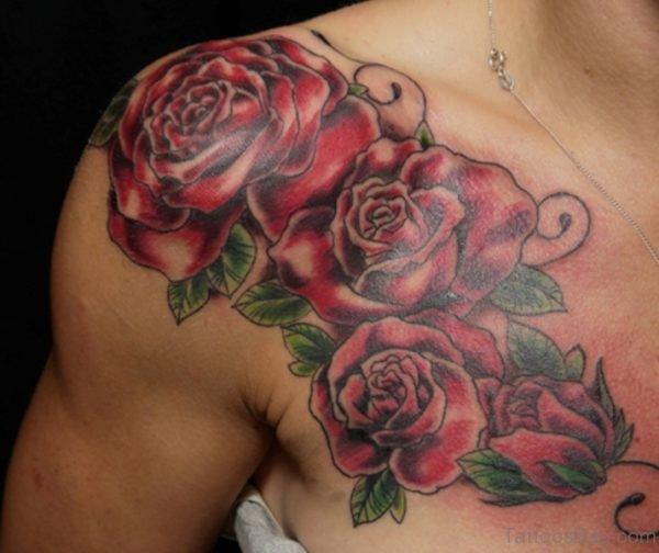 Ultimate Rose Tattoo