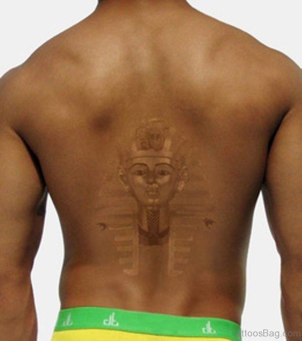 Unique Egyptian Tattoo
