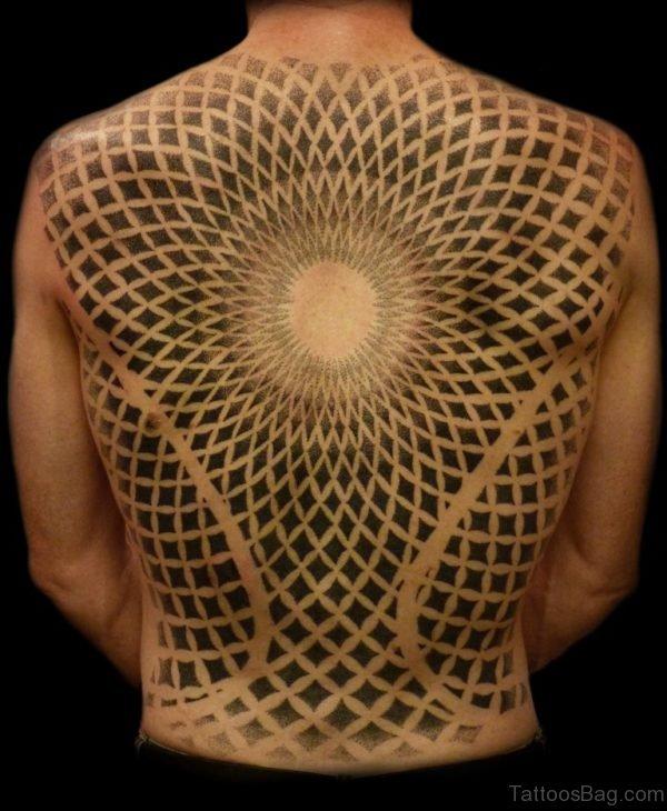 Unique Viking Tattoo