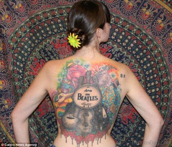 Viking Tattoo For Girls