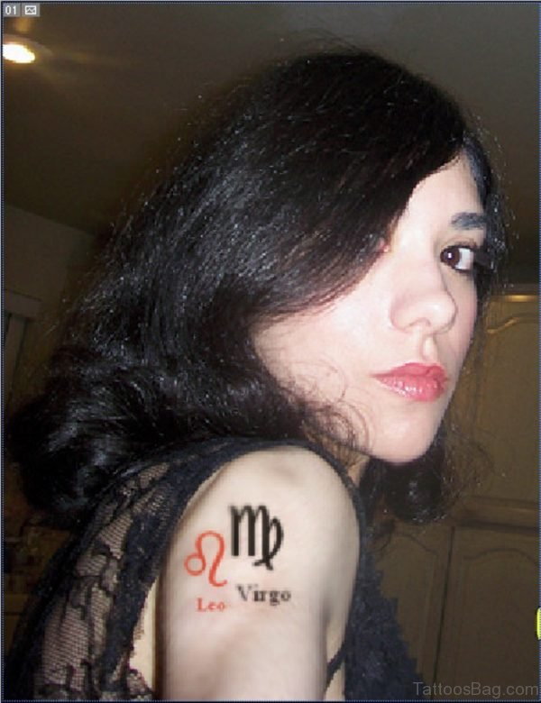 Virgo Leo Tattoo