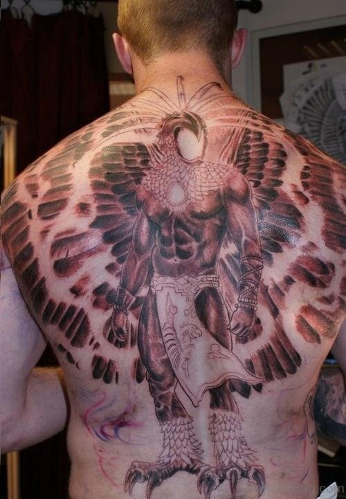 Warrior Tattoo