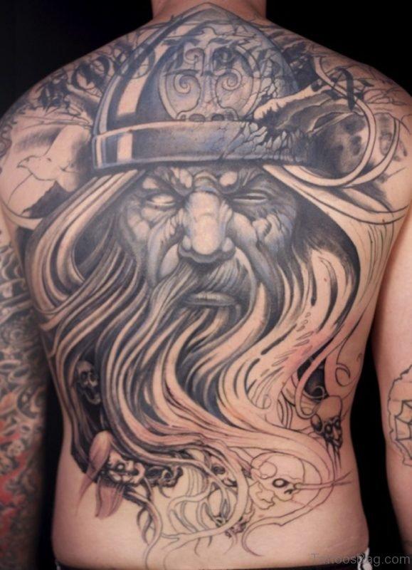Viking Gods Tattoo