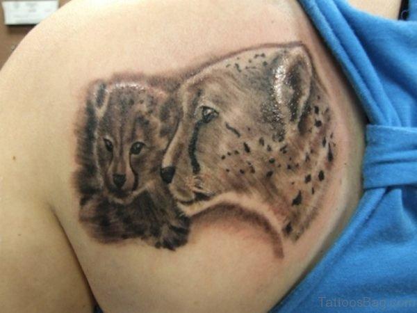 Wild Animal Tattoo