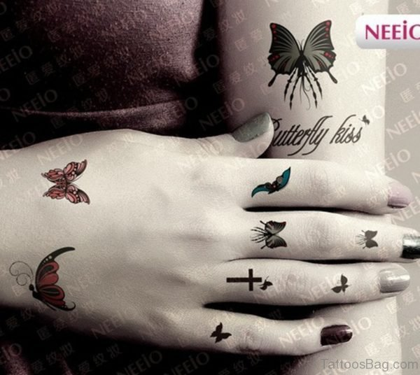 Wonderful Cross Tattoo