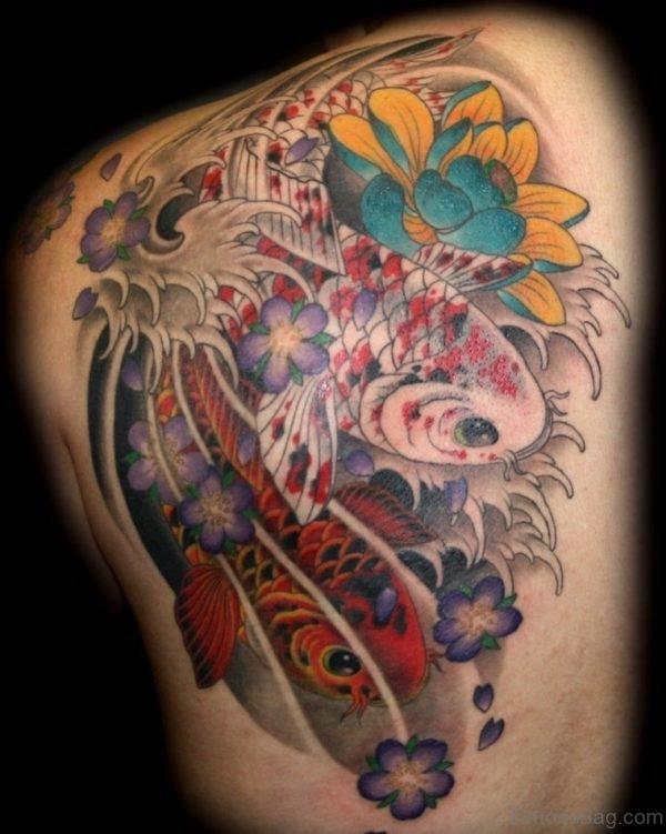 Wonderful Fish Tattoo