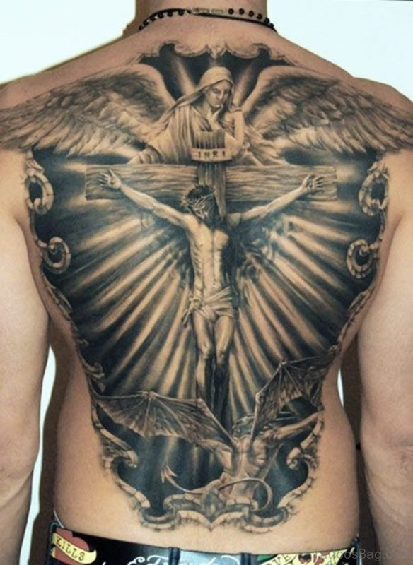 Wonderful Jesus Tattoo
