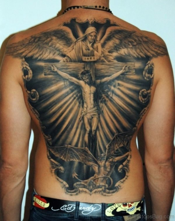 Wonderful Religious Tattoo