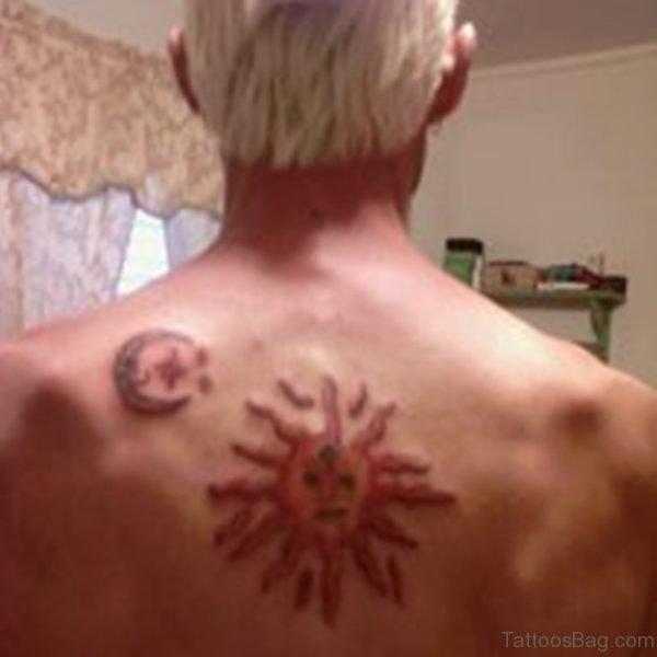 Wonderful Sun Tattoo