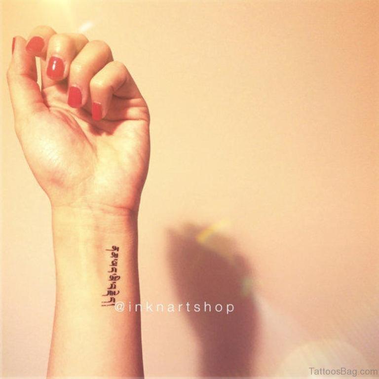 6f42d5e3b1a3d Live free temporary tattoo InknArt Temporary Tattoo set wrist quote