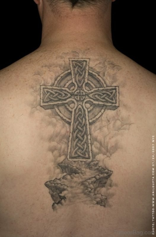 Gaelic Cross Tattoo