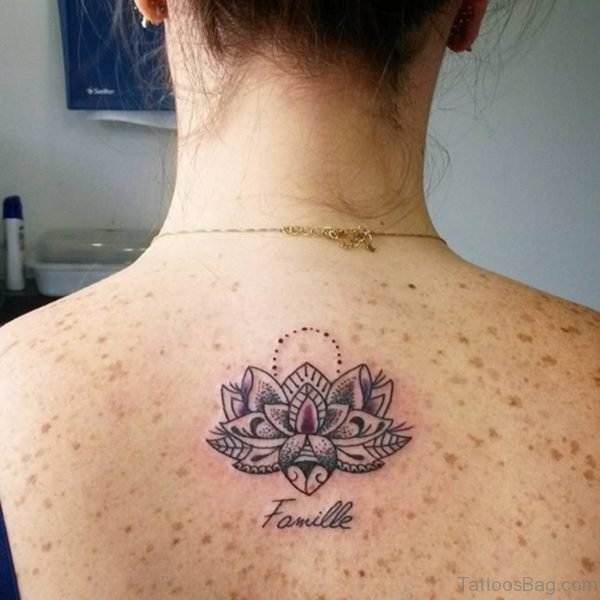 96 attractive lotus flower tattoos for back lotus flower tattoo mightylinksfo