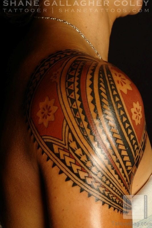 Adorable Samoan Tattoo