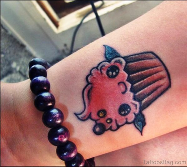 Adorable Wrist Tattoo