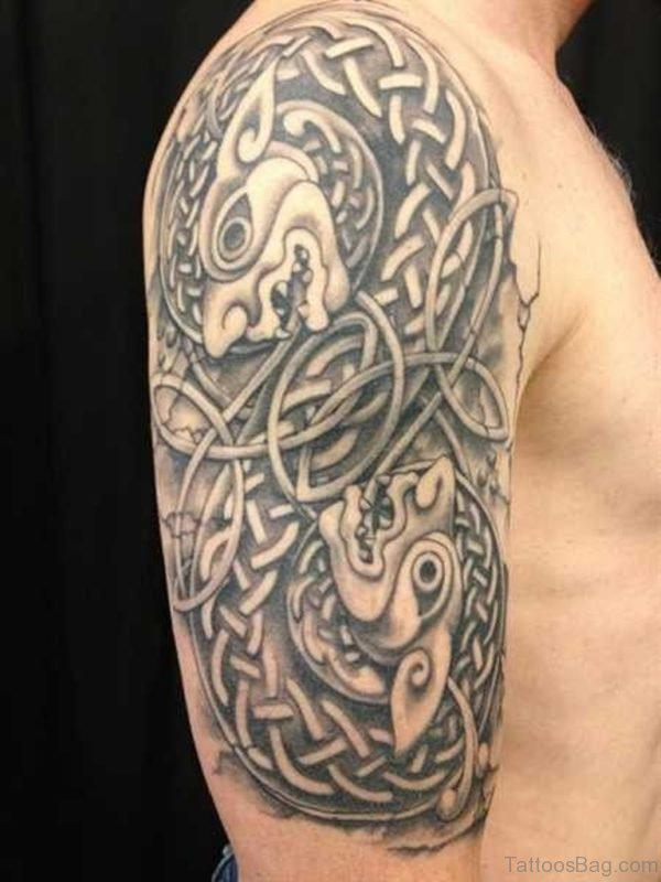 Amazing Celtic Tattoo Design
