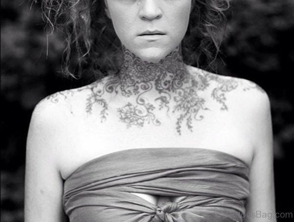 Amazing Henna Tattoo Design