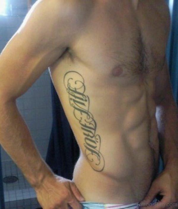 Ambigram Tattoo