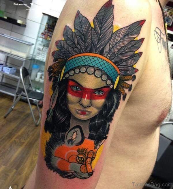 American Designer Tattoo