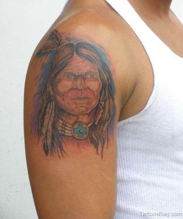 American Man Tattoo