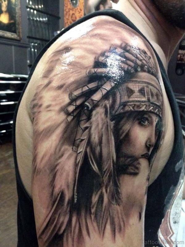 American Tattoo Design