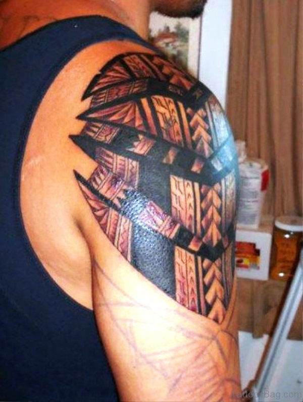 Armor Black Tattoo