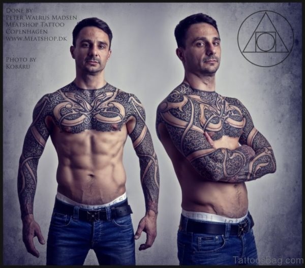 Armor Tattoo Picture