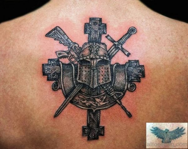 Armour Tattoo