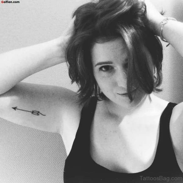 Arrow Tattoo For Women