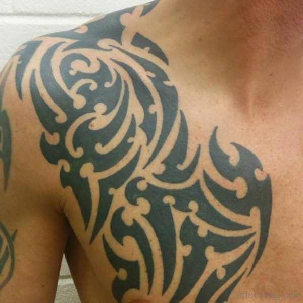 Attractive Tribal Tattoo