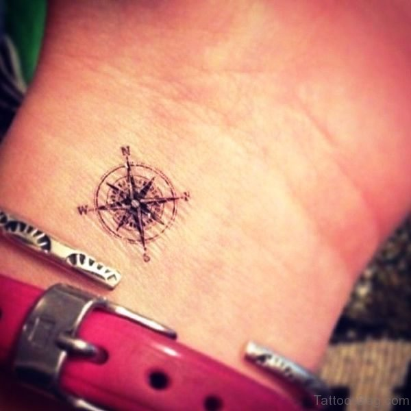 Attractive Tattoo On Wrist