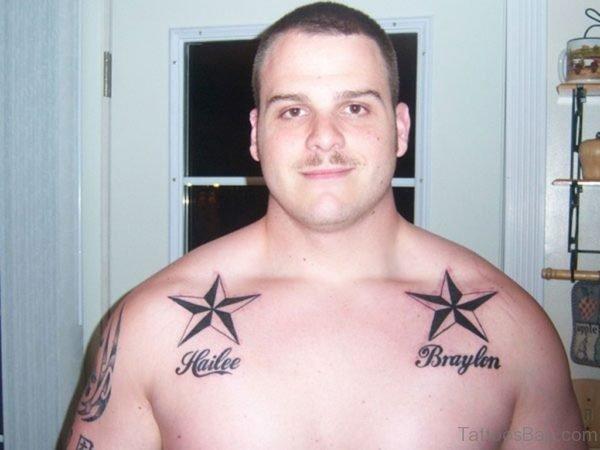 Awesome Stars Tattoo
