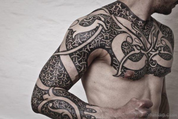 Awesome Armor Tattoo