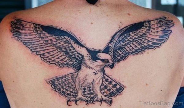 Awesome Eagle Tattoo Design
