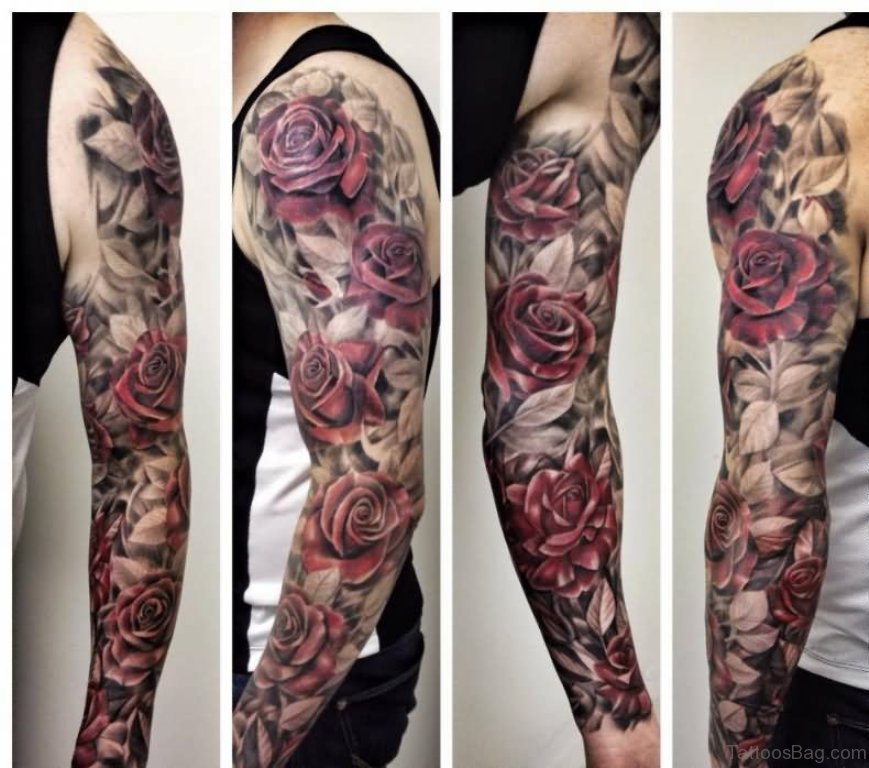 100 best full sleeve tattoos for men. Black Bedroom Furniture Sets. Home Design Ideas