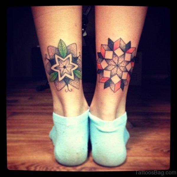 Awesome Mandala Tattoo Design