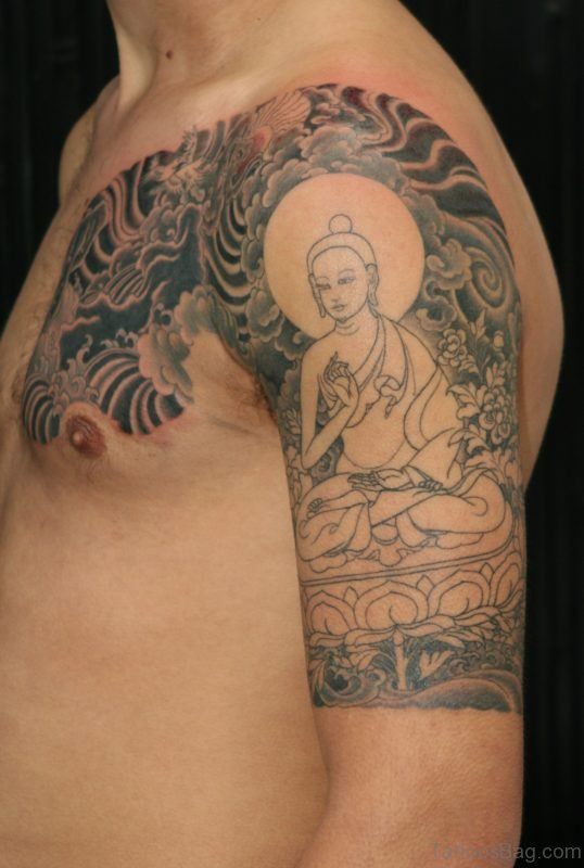 Awesome Tattoo On Shoulder