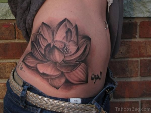 Balck Lotus Tattoo
