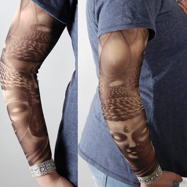 Beautiful Buddha Tattoo