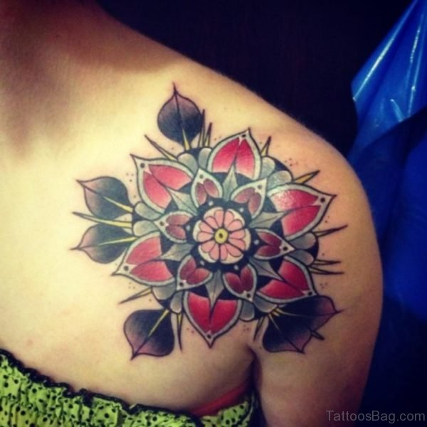 Best Mandala Tattoo