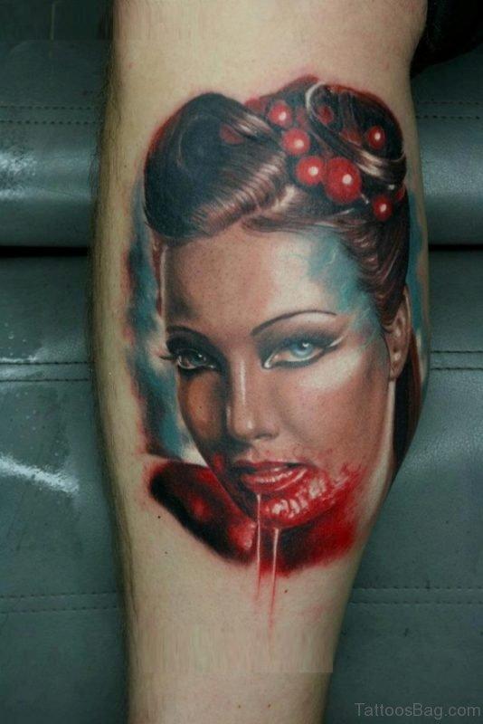 Best Portrait Tattoo