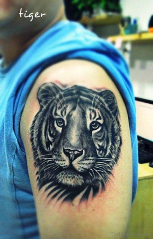 Best Tiger Tattoo