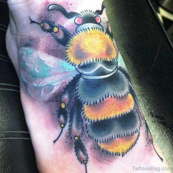 Big Bee Tattoo