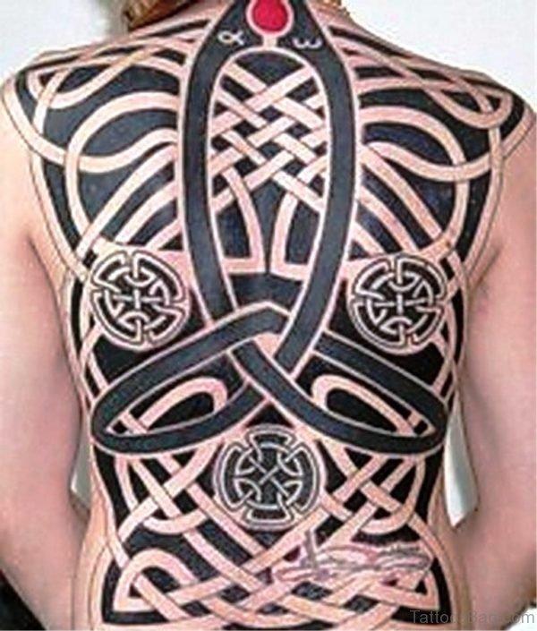 Black CelticTattoo