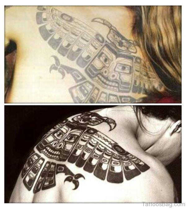 Black Phoenix Tattoo