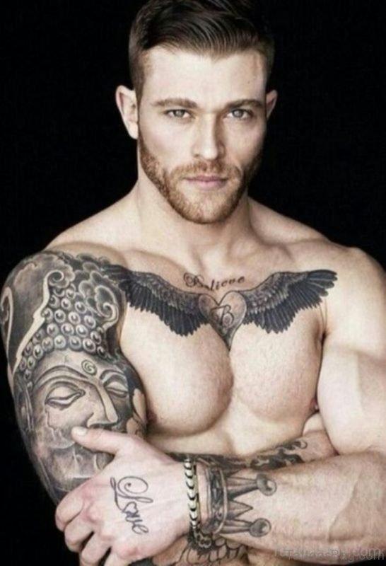 Brilliant Wings Tattoo