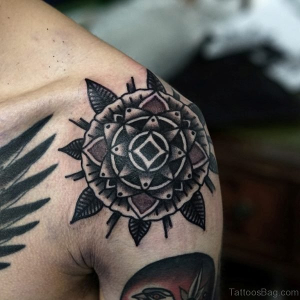 Brilliant Mandala Tattoo